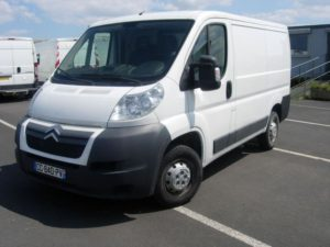Citroen jumper fourgon