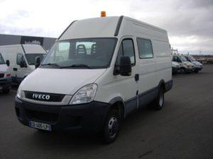 Iveco 35c12 fourgon
