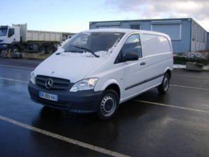 Mercedes Vito 110 fourgon