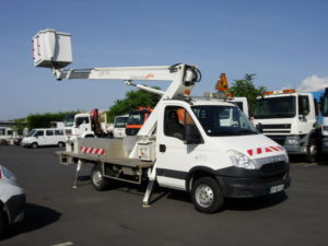 Iveco Daily 35s11 nacelle