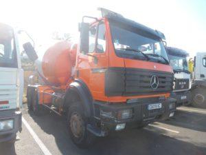 Mercedes 320 tp liner malaxeur