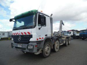 Mercedes actros 4141 8x4 ampliroll