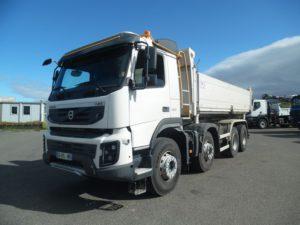 Volvo FMX 450 8x4 bibenne
