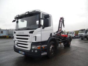 Scania P 380 4x2 ampliroll