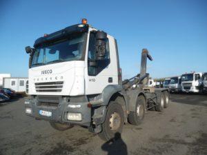 Iveco Trakker 410 8x4 ampliroll