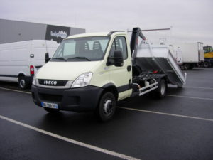 Iveco daily 65c18 ampliroll