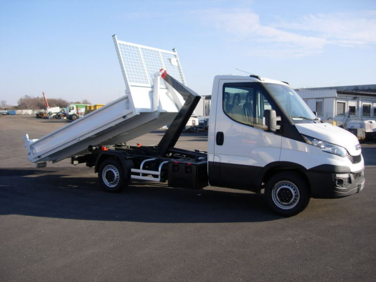 Iveco DAILY 35S11 ampliroll
