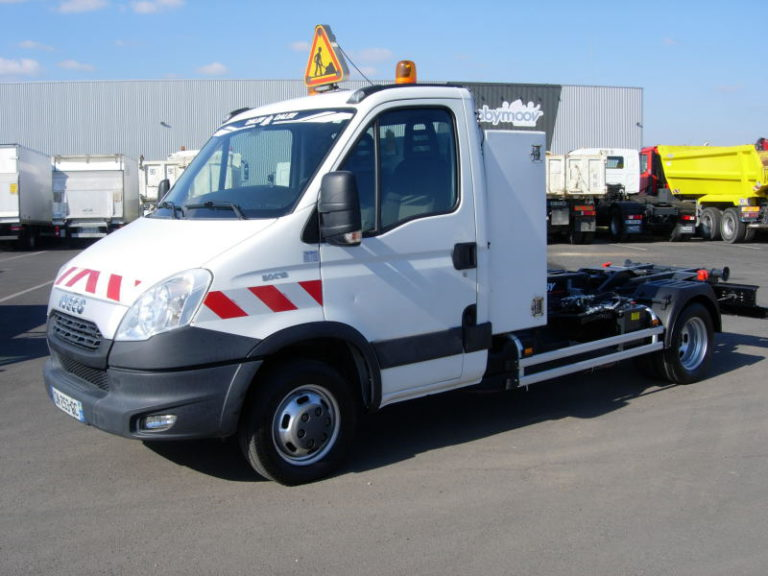 Iveco DAILY 50C15 ampliroll