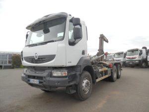 Renault vi Kerax 430 dxi ampliroll 6x4