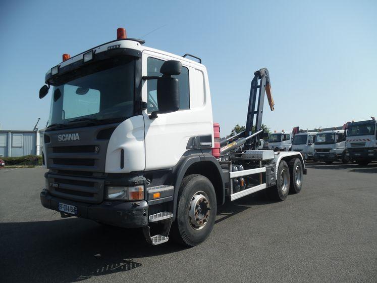 Scania P 360 6x4 ampliroll
