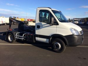 Iveco Daily 65c17 ampliroll