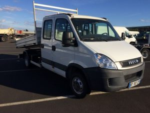Iveco daily 35 c 11 TP7 benne