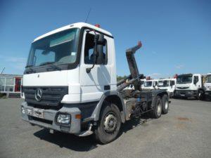 Mercedes Actros 2636 6x4 bras 8967