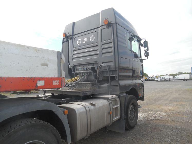 Man TGA 33/480 6×4 tracteur