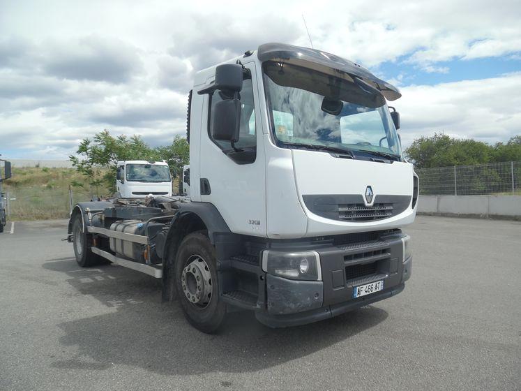 Renault vi LANDER 320 dxi 4×2 ampliroll