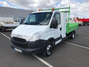 Iveco 35 c 15 benne