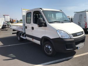 Iveco daily 35 c 15 benne
