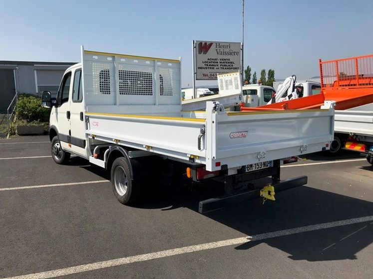 Iveco DAILY 35 C 15 benne 7 places