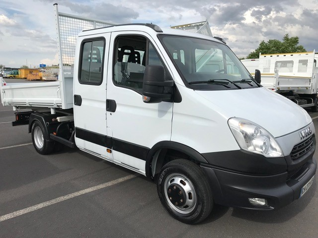 Iveco DAILY 35 C 13 benne 7 places