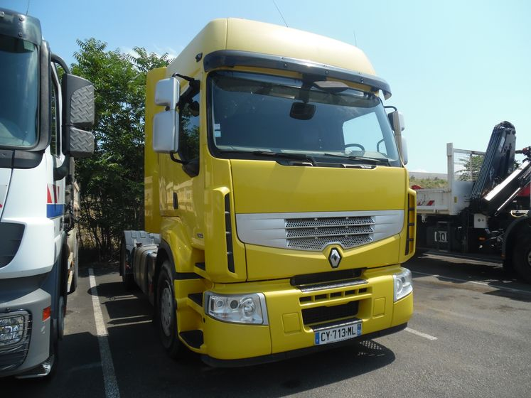 Renault vi PREMIUM 460 DXI 4×2 tracteur