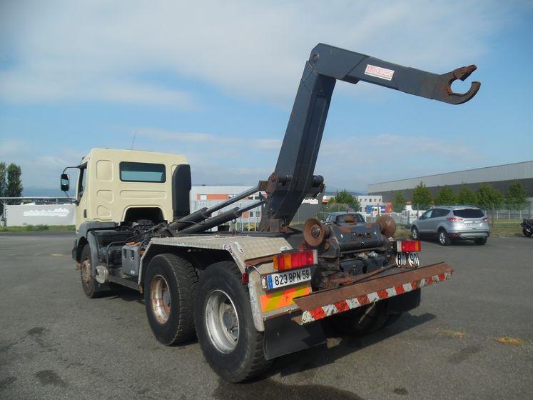 Renault vi KERAX 370 6×4 ampliroll