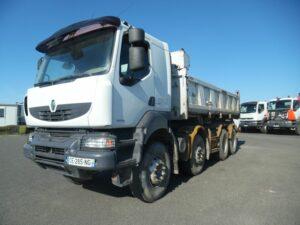 Renault KERAX 410 dxi 8x4 bibenne