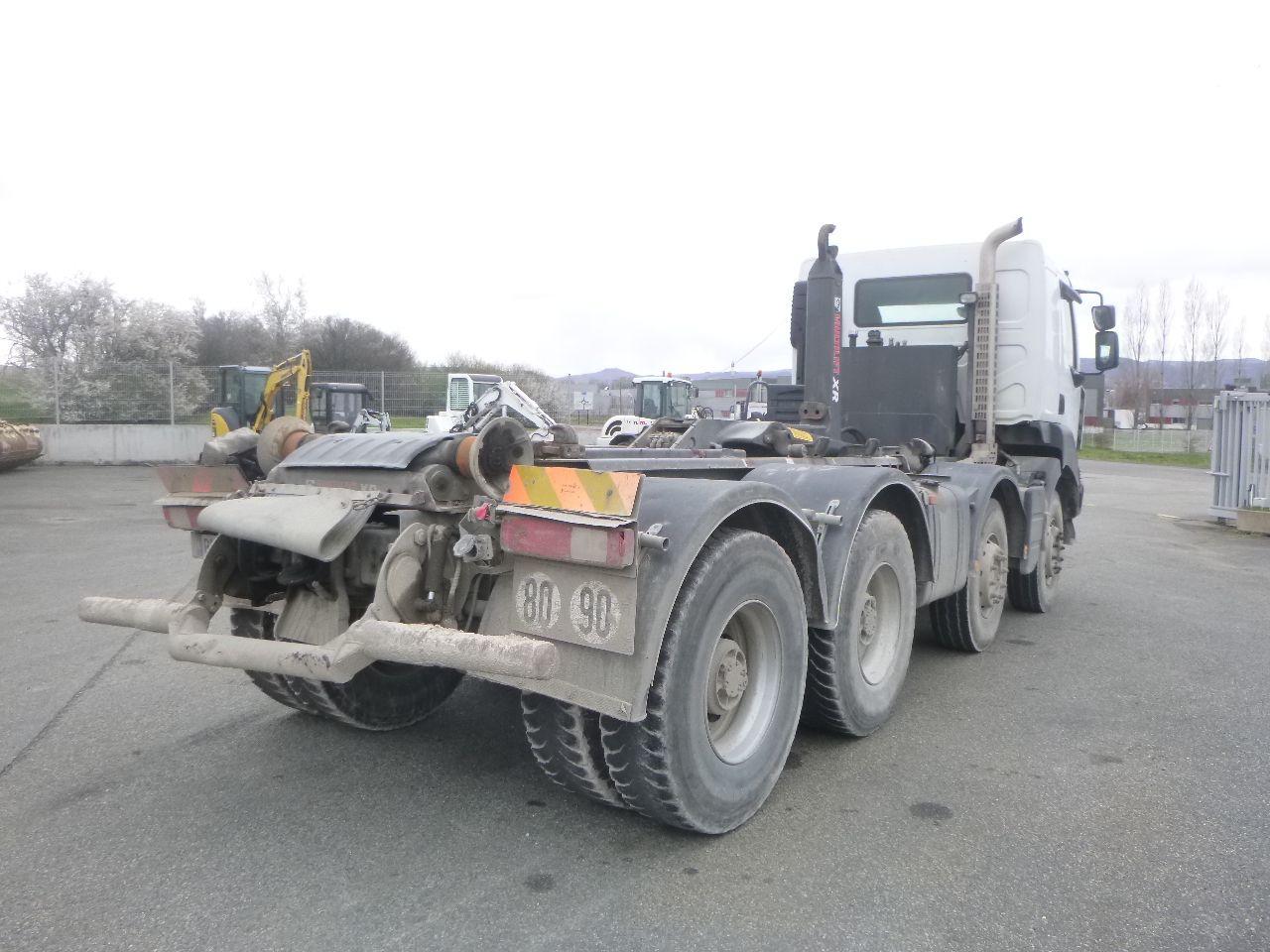 Renault vi KERAX 480 DXI 8×4 ampliroll