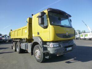 RVI KERAX 410 6X4 BIBENNE 7468 ZJ 76