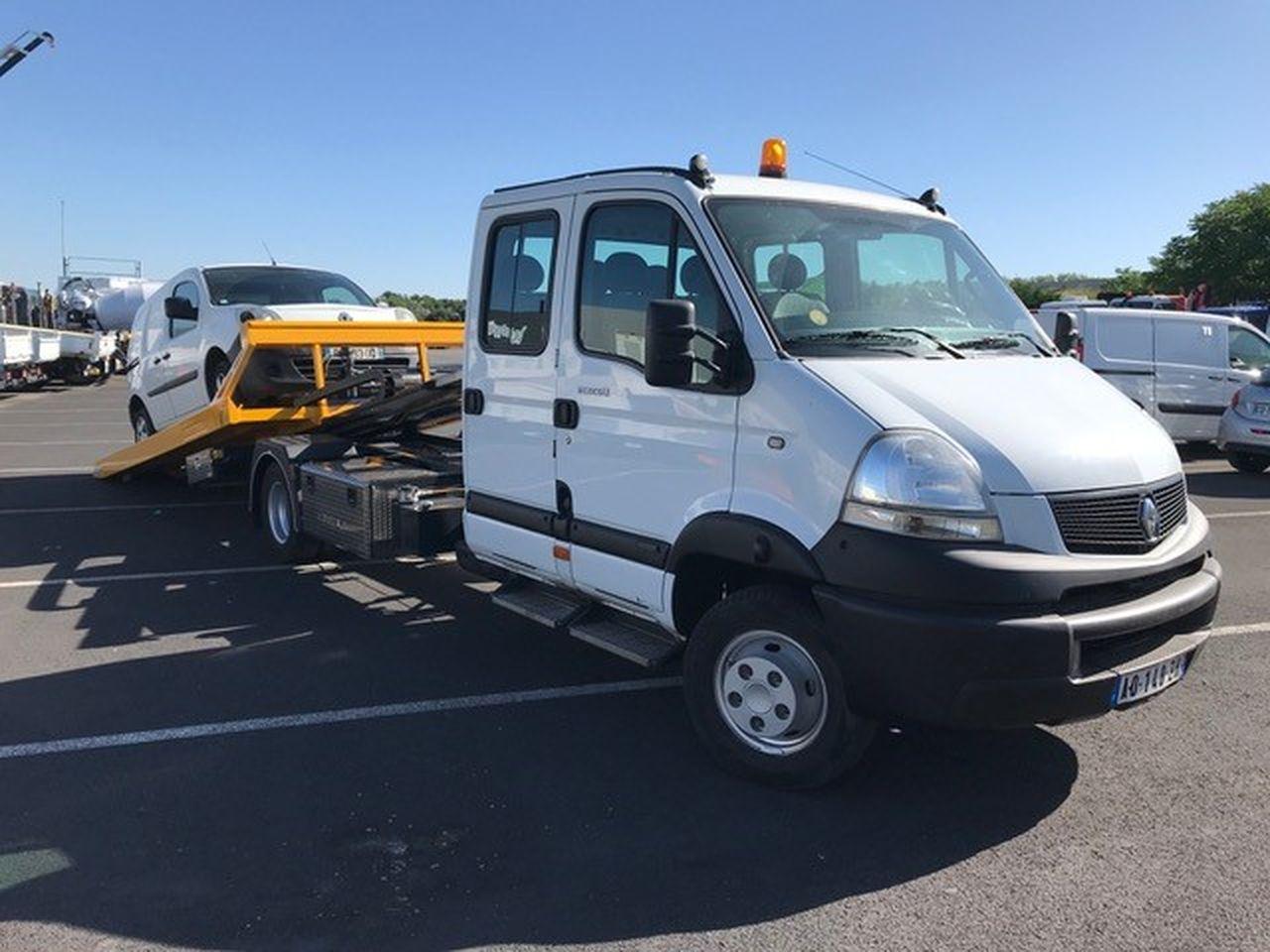 Renault MASCOTT 150 depanneuse
