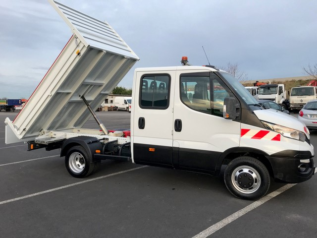 Iveco DAILY 35 C 13 benne