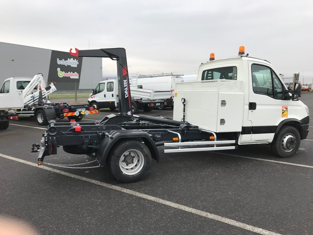 Iveco DAILY 65 C 17 ampliroll