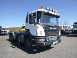 Scania P 440 8x4 bras